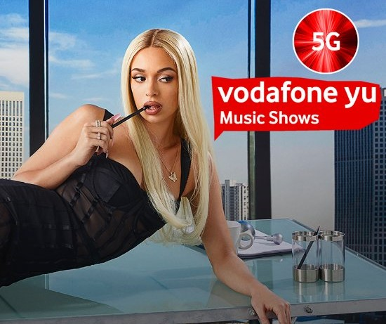 "Bad Gyal : concierto en streaming 5G con ""Vodafone yu Music Shows"""