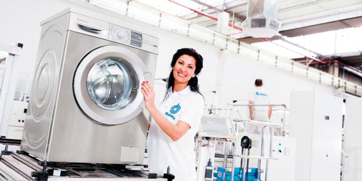 Para qué sirve la goma de la lavadora Balay