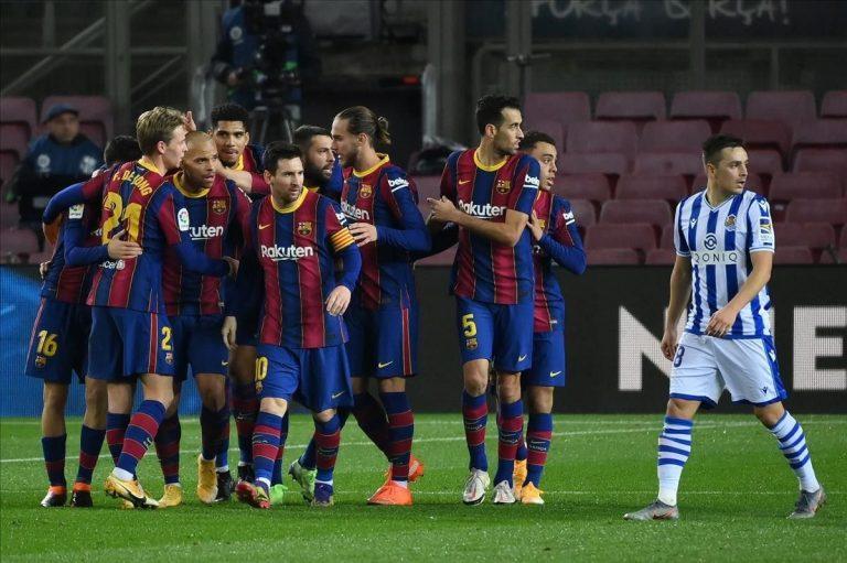 El Barcelona tropieza y tiene aún más difícil aspirar a LaLiga