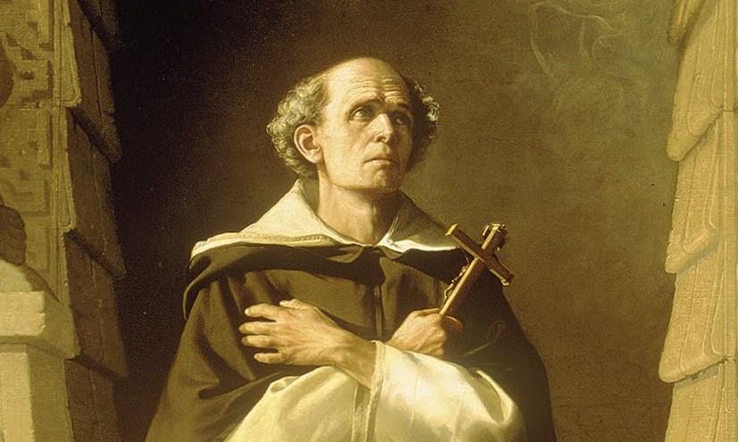 Los derechos humanos comenzaron a tenerse en cuenta a partir de la obra de Bartolomé de las Casas.