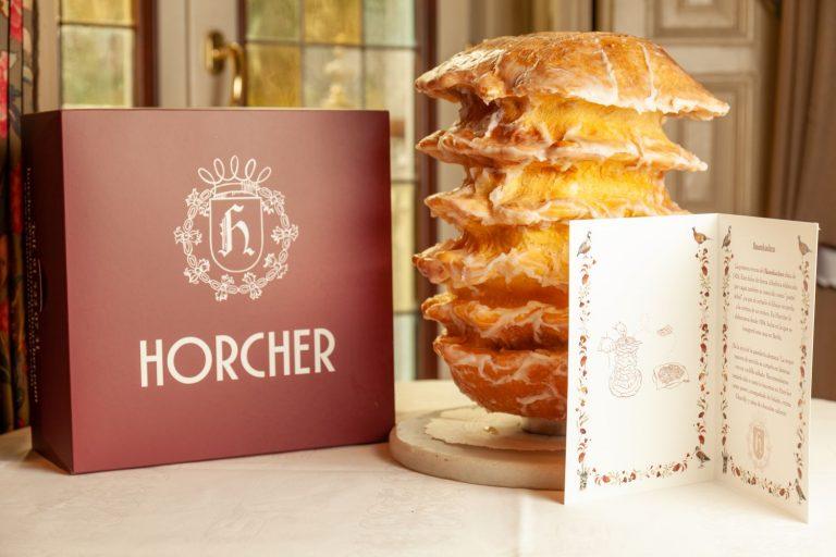 Este año no hay roscón: únete al Baumkuchen de Horcher