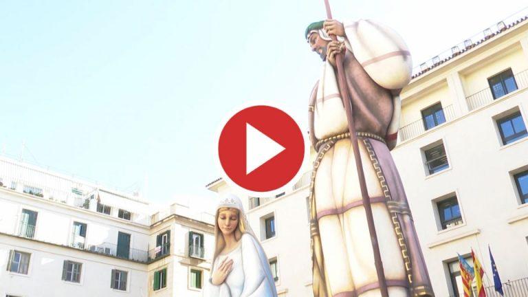 Alicante podría entrar en el Guinness con el Belén más grande del mundo