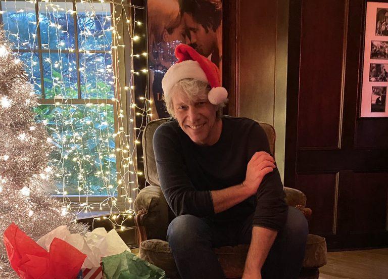 """A Jon Bon Jovi Christmas"", su EP navideño"