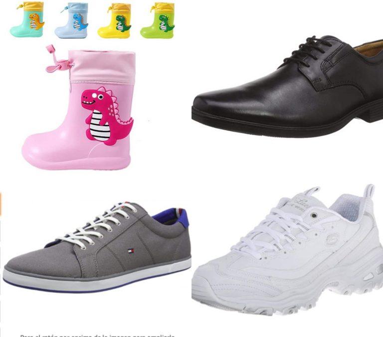 Botas de agua, zapatos y deportivas: 10 ofertas de hoy que no puedes dejar escapar