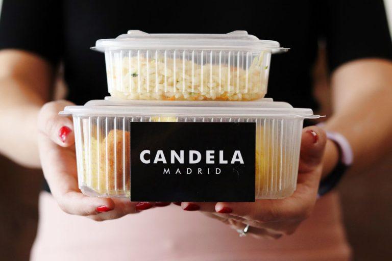 Candela Madrid adapta al delivery su casera y castiza propuesta