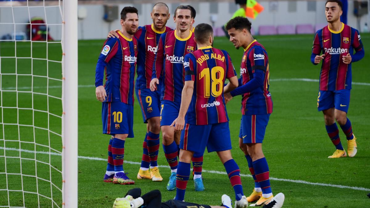 Cádiz vs Barcelona, en vivo online y en directo en Liga Española