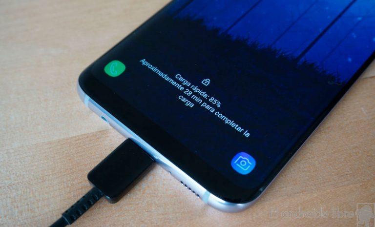 Estos son los mejores smartphones con una batería de carga rápida