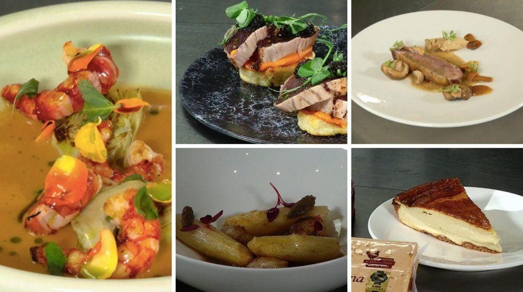 ¿Cómo hacer el menú gourmet de Carlos Maldonado con menos de 10 euros?