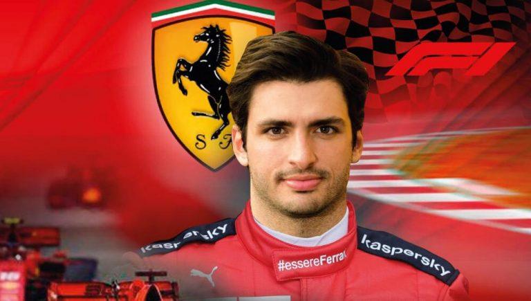 La razón por la que a Carlos Sainz le espera un oscuro 2021 en Ferrari