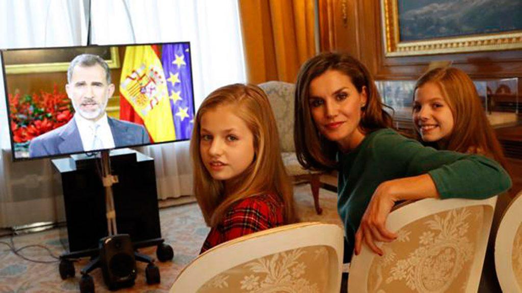 Casa Real: Así son las navidades más tristes de la familia Real