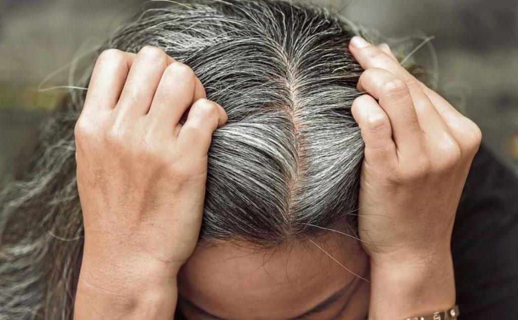Causas del envejecimiento del pelo