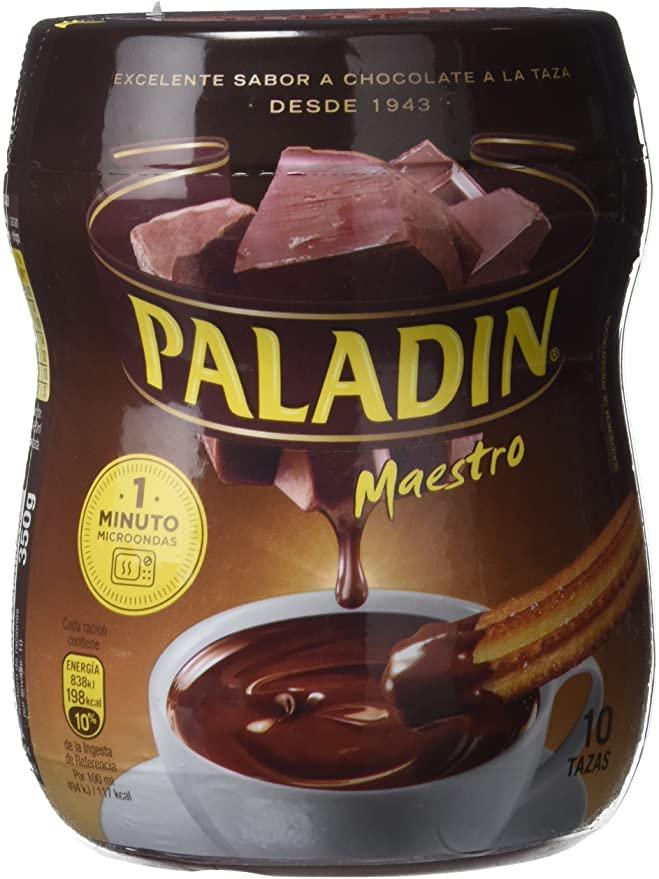 Chocolate Paladin