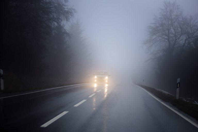 Cómo diferenciar entre la niebla y la neblina