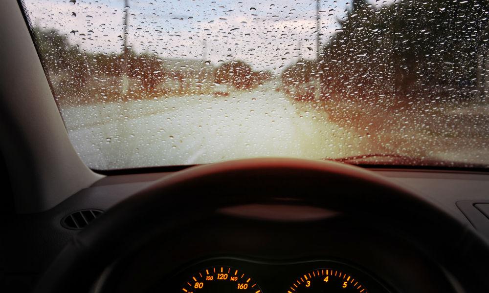 Conducir en días de lluvia