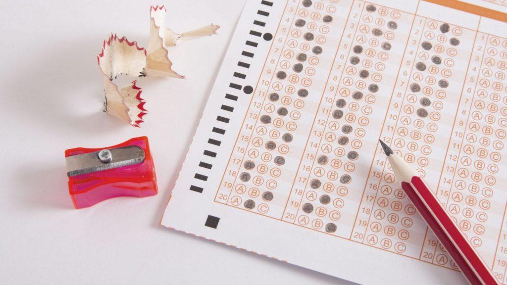 Errores que se comenten en un examen tipo test