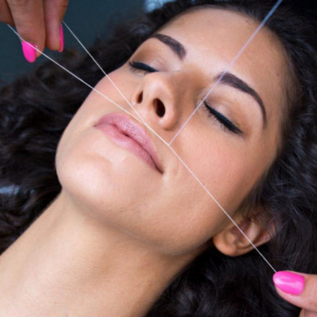 ¿Qué es la depilación con hilo?