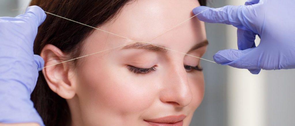 ¿Cómo hacer la depilación con hilo, paso a paso?