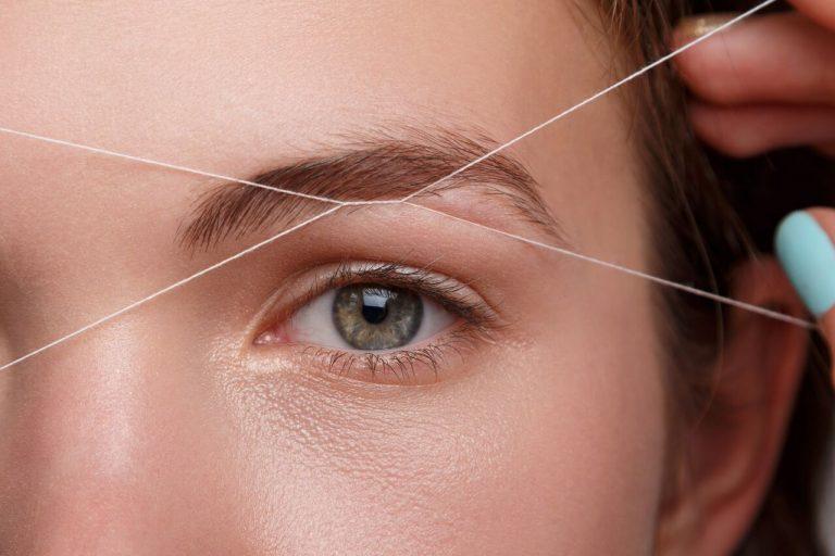Cómo hacer la depilación con hilo