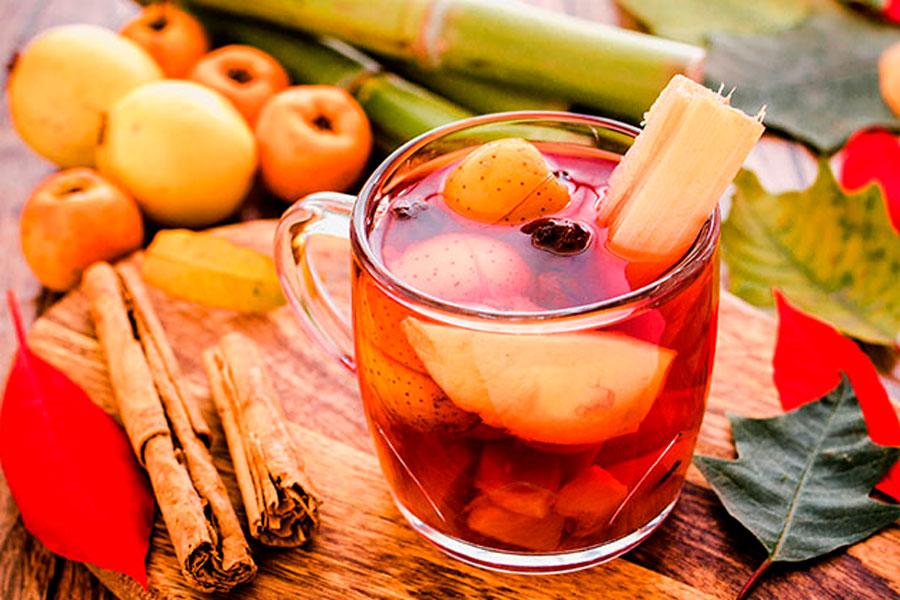 Cómo hacer un champán de frutas sin alcohol