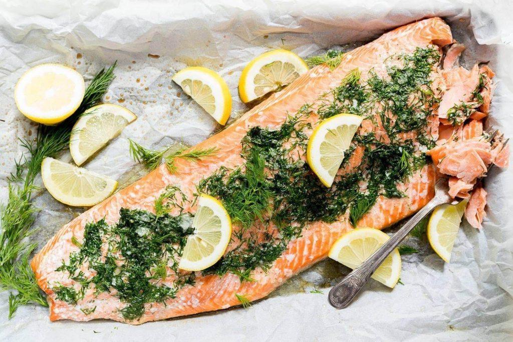 ¿Qué es el pastel de salmón?