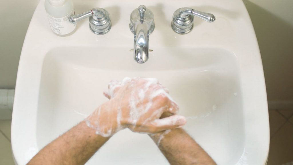 ¿Cuando debemos lavarnos las manos?