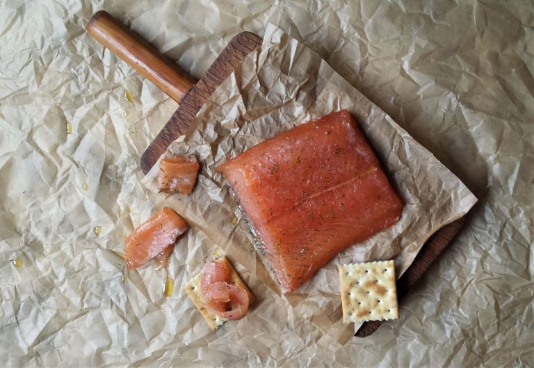 Cómo marinar un salmón paso a paso