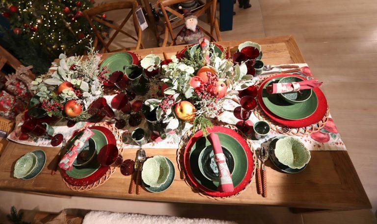 Cómo preparar la mesa de Navidad para que sea anti-covid-19