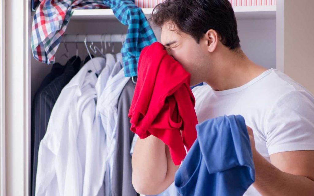 Eliminar el olor a tabaco utilizando lavadora