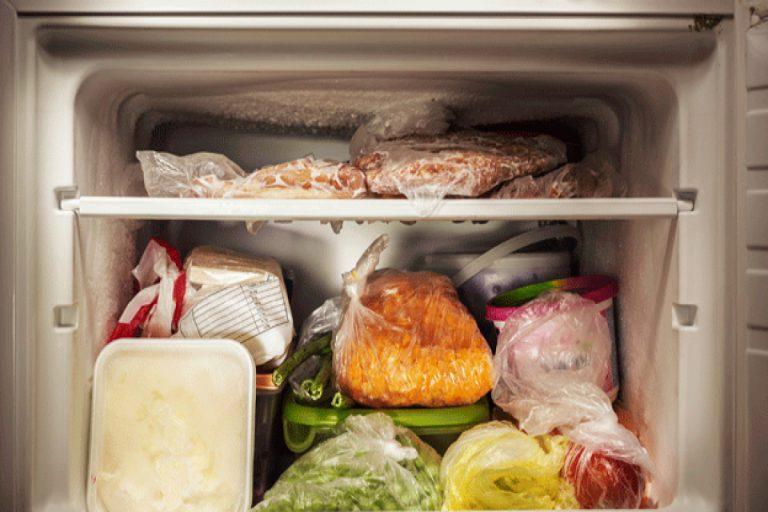 Cómo saber si la comida del congelador está en buen estado