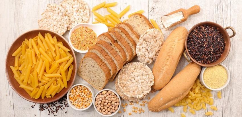 Sin trigo, avena, cebada y centeno (Sin TACC)