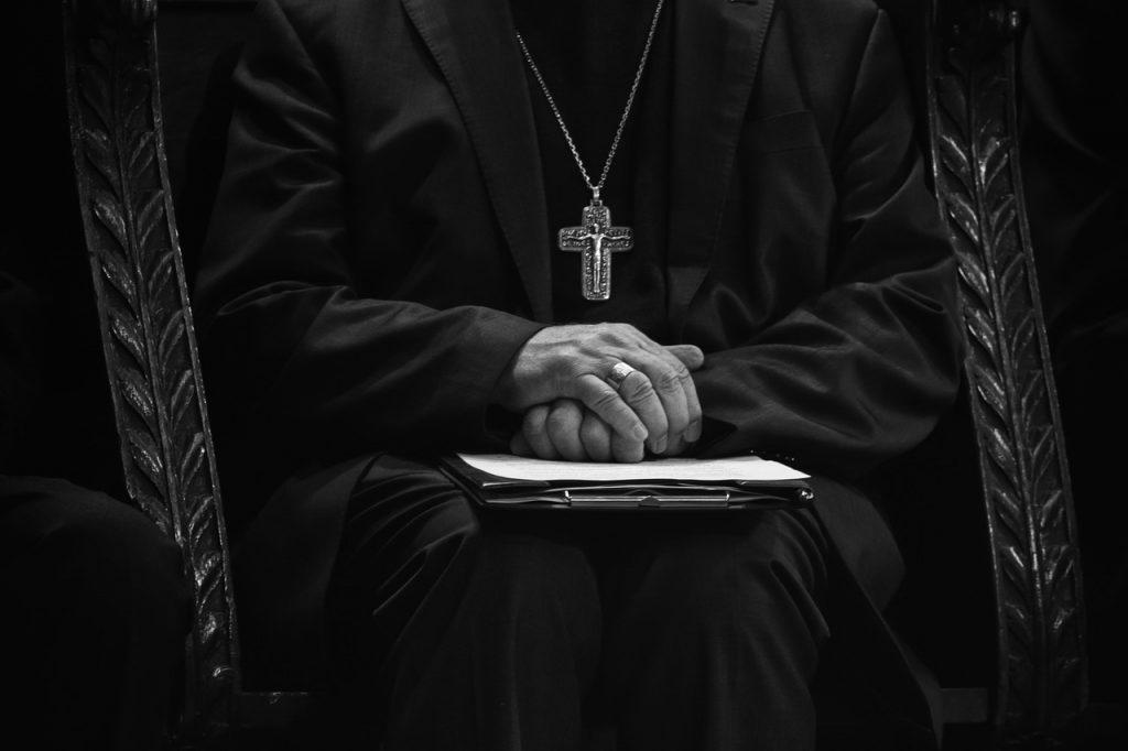 Composición de la Iglesia católica