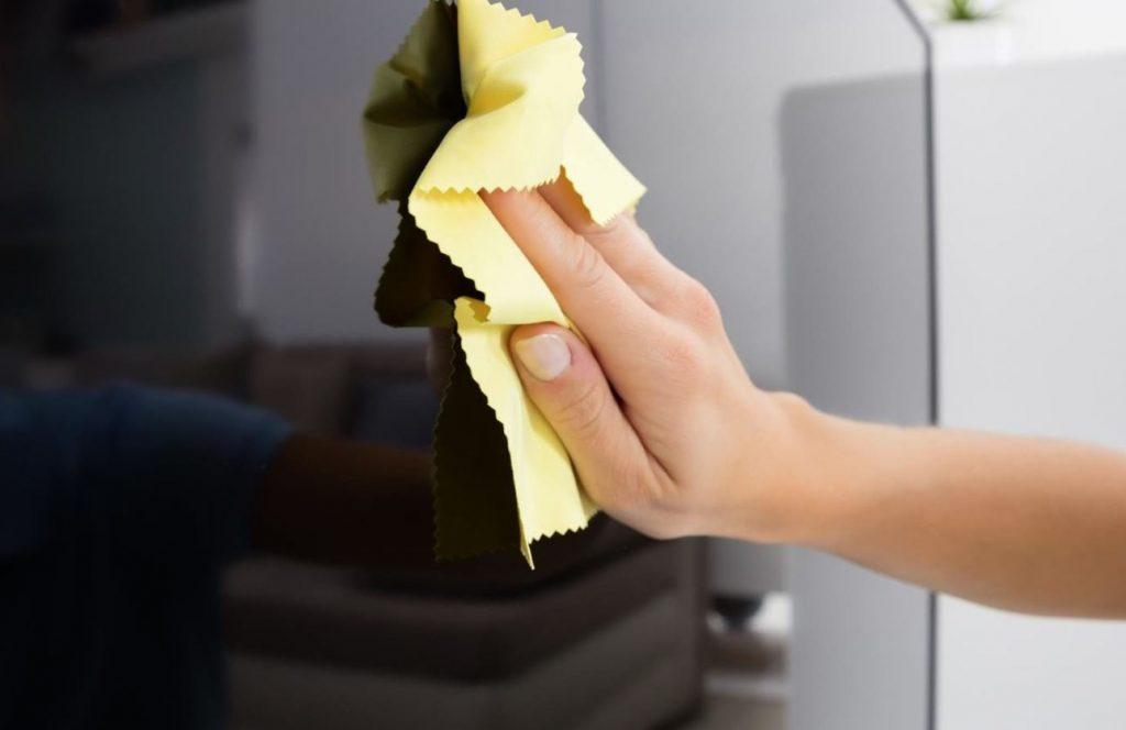 Consejos para limpiar tu televisión