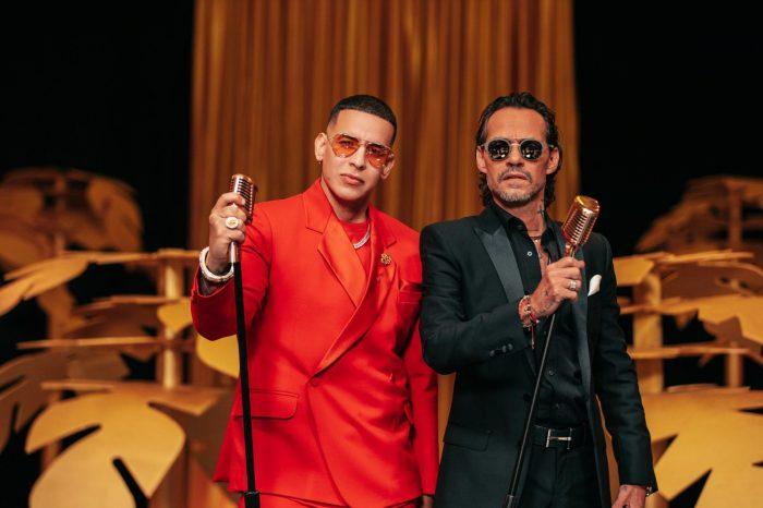 Daddy Yankee y Marc Anthony colaboran en 'De vuelta pa' la vuelta'