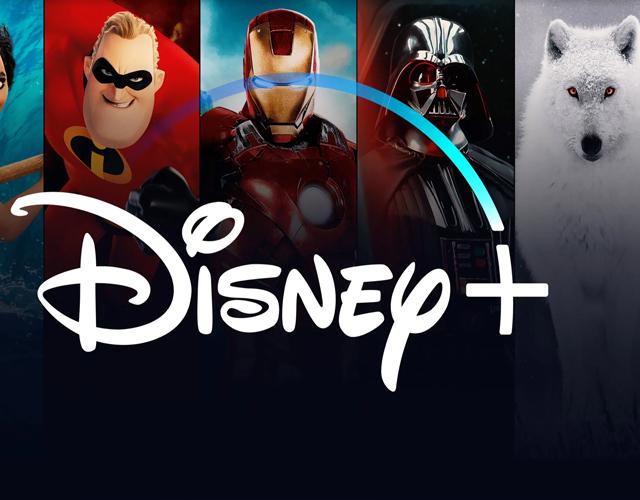 Disney+ peliculas
