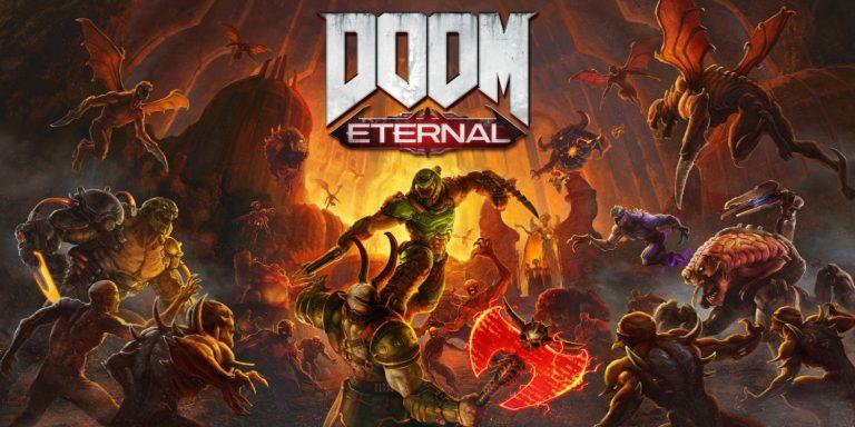 Doom Eternal de Switch – Versión adaptada de uno de los juegos del año