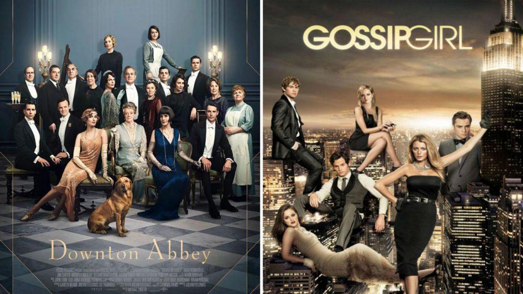 Downton Abbey + Gossip Girl = Los Bridgerton