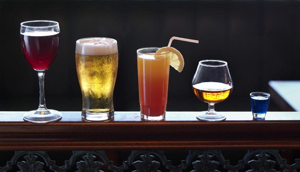 El alcohol acelera el envejecimiento