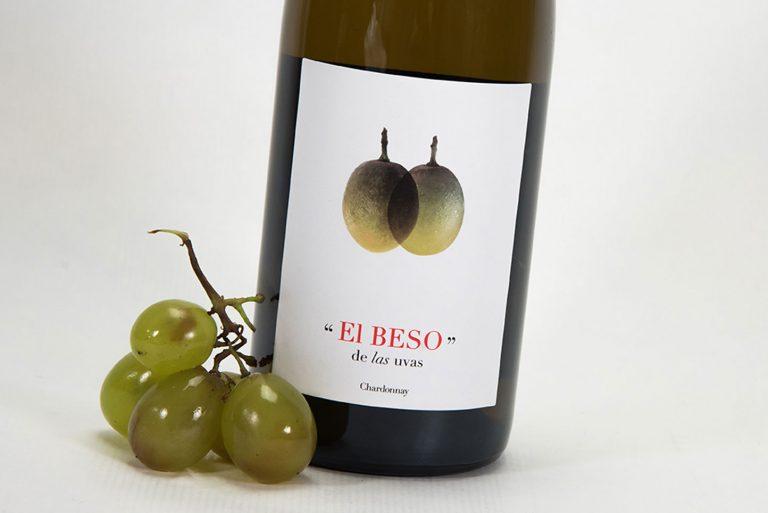 El Beso de las Uvas Chardonnay, el blanco de autor de Familia Conesa
