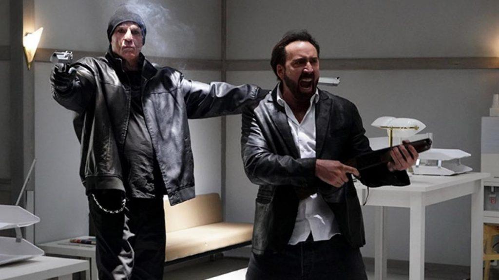 ¿El thriller más salvaje de Nicolas Cage?