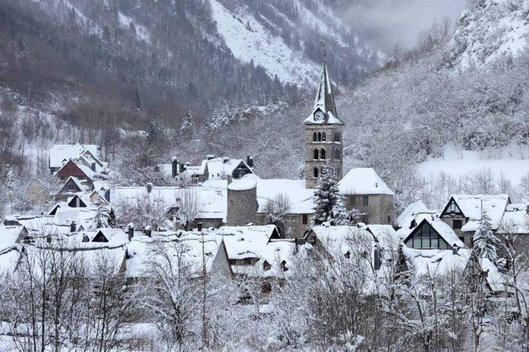 Estos son los pueblos más bonitos de España cuando están nevados