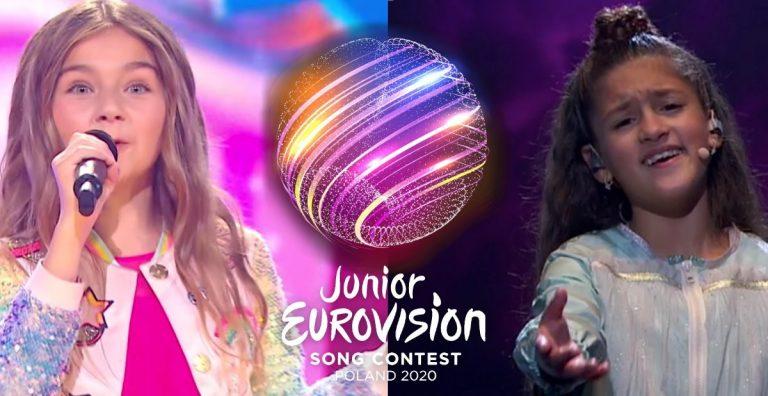 Eurovisión Junior 2020: Soleá con 'Palante' queda 3ª y gana Francia
