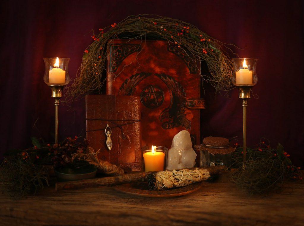 Festividades Wicca