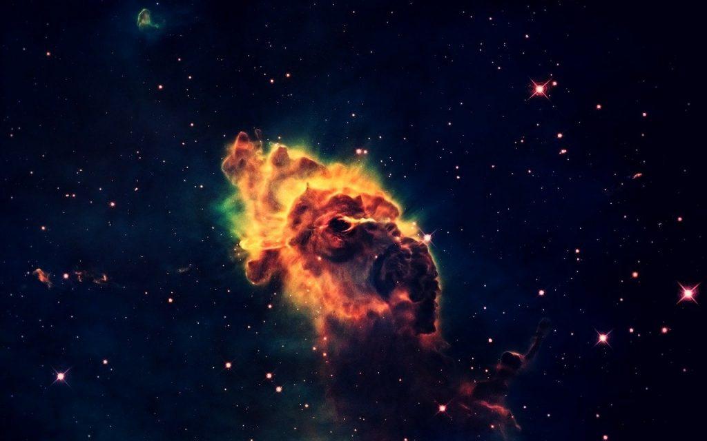 Formasión de estrellas