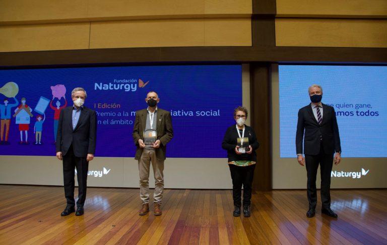 Fundación Naturgy pone en marcha la primera edición del 'Premio a la mejor iniciativa social en el ámbito energético'