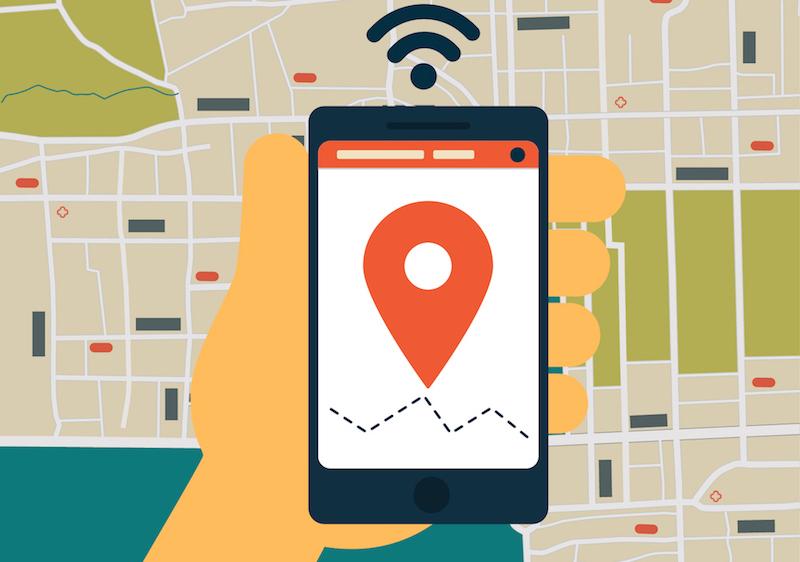 Principales propósitos de la geolocalización móvil