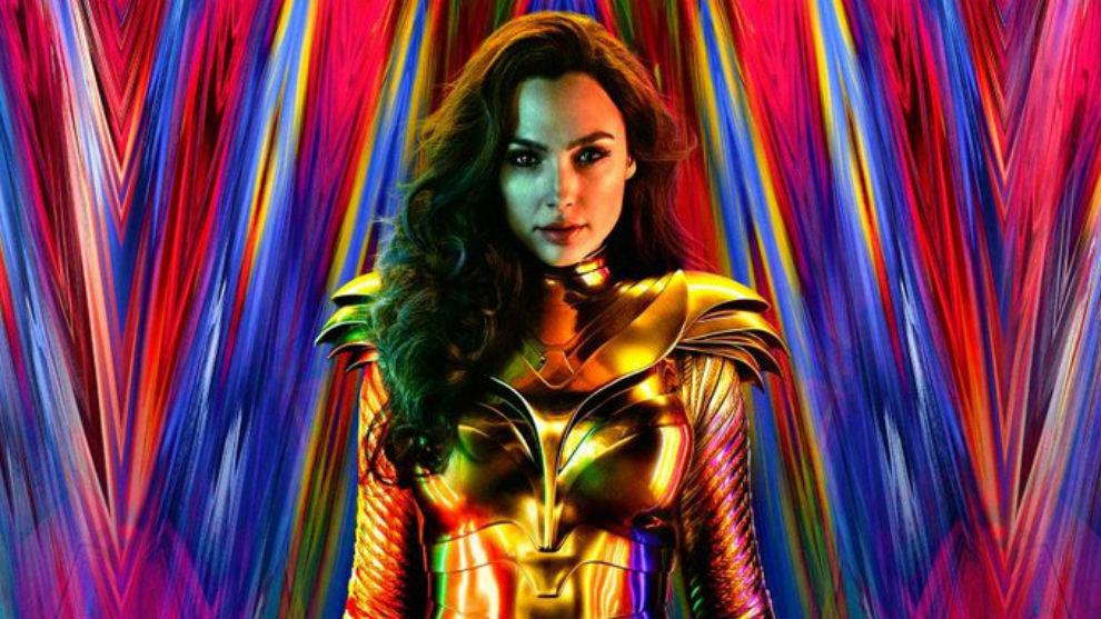 Gal Gadot, una de las sensaciones en Wonder Woman 1984