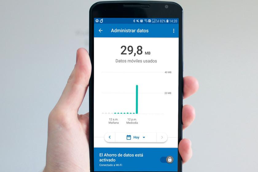 Cómo ver cuántos datos ahorraste en Google