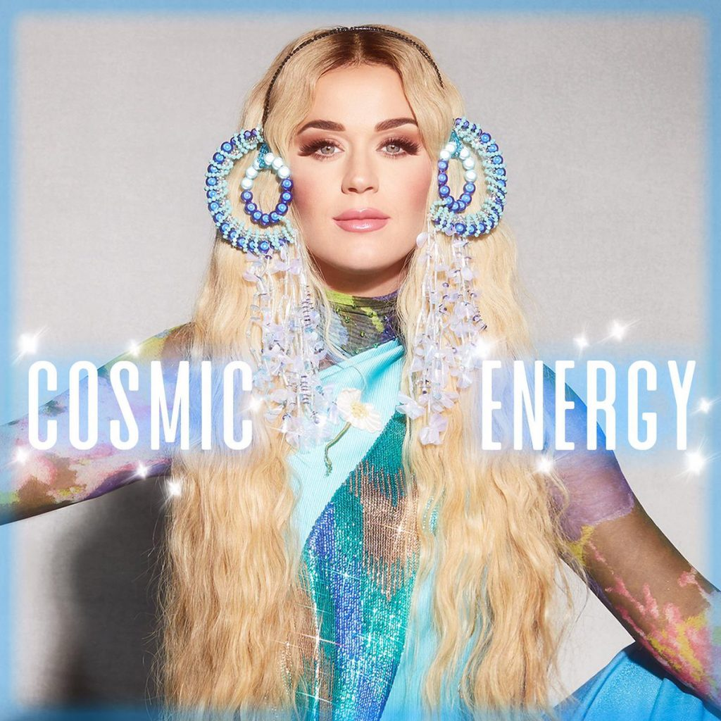 Katy Perry Cosmic Energy Not The End of the World