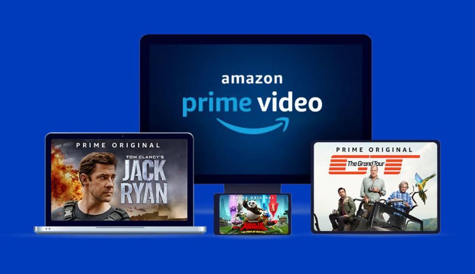 La diversidad de títulos de Amazon Prime Vídeo
