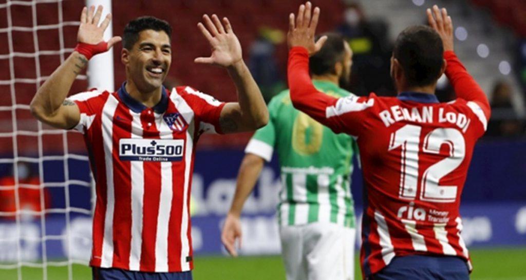 Esfuerzo Atlético de Madrid LaLiga